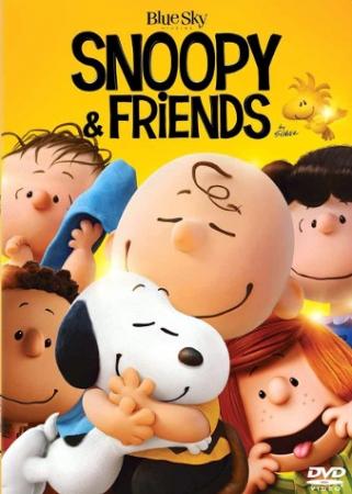 Snoopy & friends (Peanuts the movie) [DVD]
