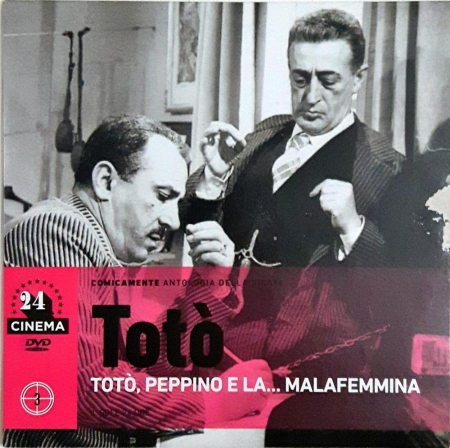 Totò, Peppino e la... malafemmina [DVD]
