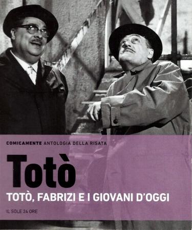 Totò, Fabrizi e i giovani d'oggi [DVD]