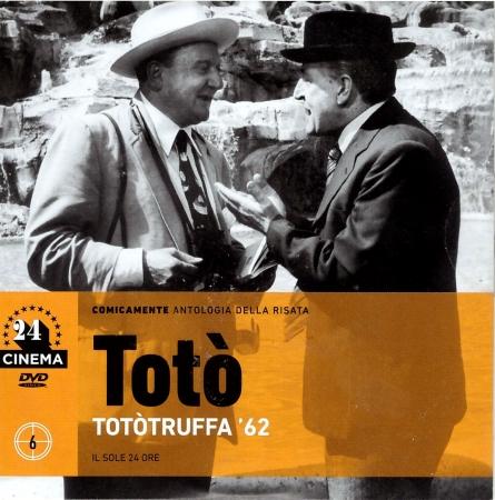 Totòtruffa '62 [DVD]