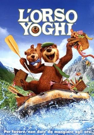 L' orso Yoghi [DVD]