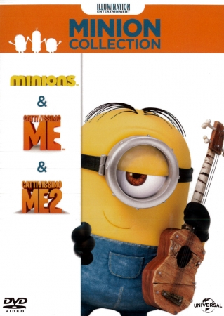 Minion Collection [3 DVD]