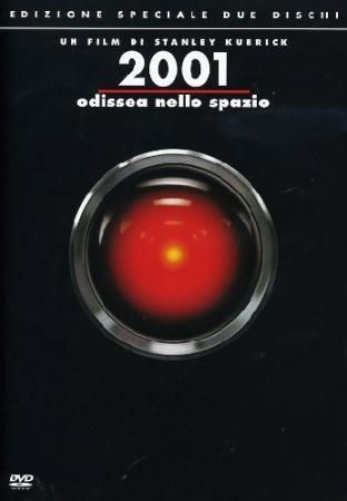 2001: odissea nello spazio [DVD]
