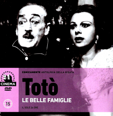 Le belle famiglie [DVD]
