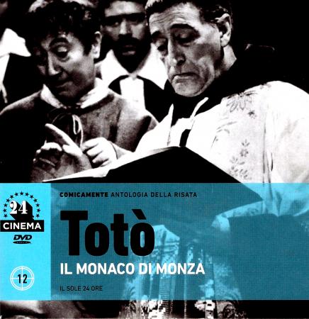 Il monaco di Monza [DVD]