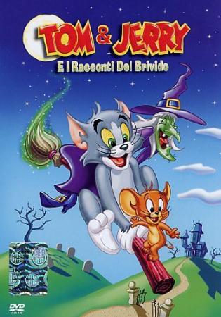 Tom & Jerry e i Racconti del brivido [DVD]