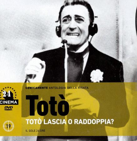Toto' lascia o raddoppia? [DVD]