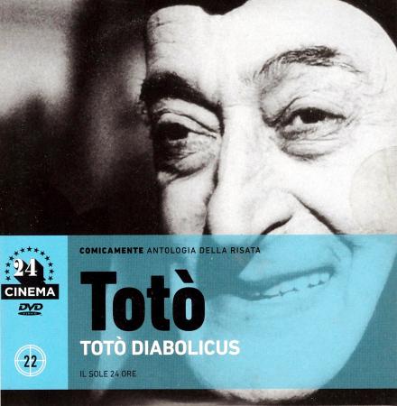 Totò Diabolicus [DVD]