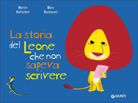 La storia del leone che non sapeva scrivere