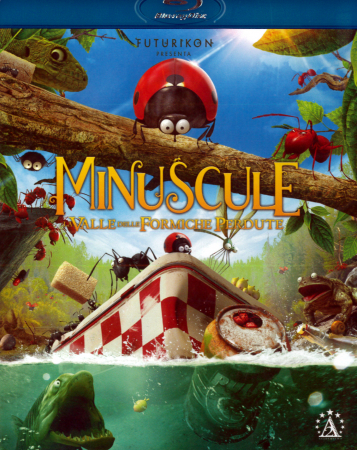 Minuscule - La Valle delle Formiche Perdute  [DVD]