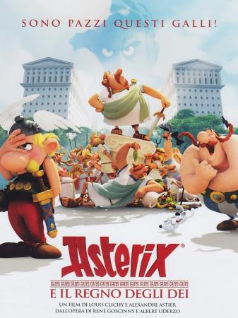 Asterix e il regno degli dei [DVD]
