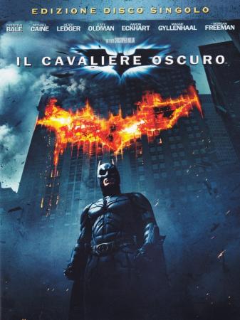 Il cavaliere oscuro [DVD]
