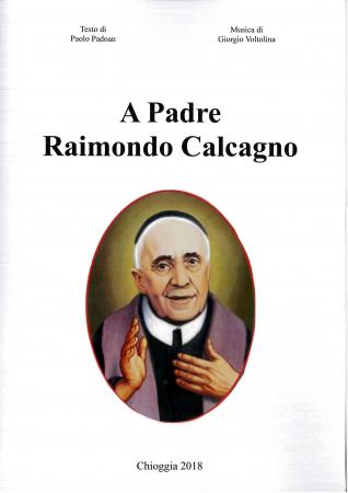A Padre Raimondo Calcagno