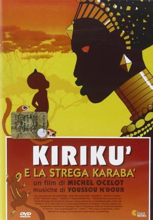 Kirikù e la strega Karabà [DVD]