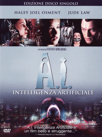 A.I. intelligenza artificiale [DVD]