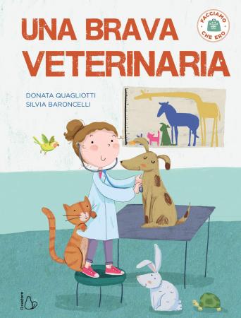 Una brava veterinaria