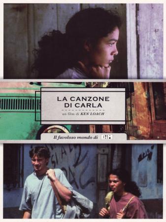 La canzone di Carla [DVD]