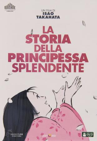 La storia della principessa splendente [DVD]