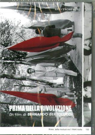 Prima della rivoluzione [DVD]