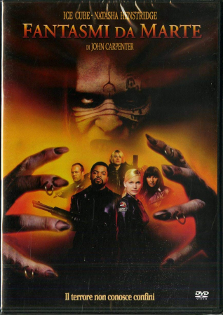 Fantasmi da Marte [DVD]