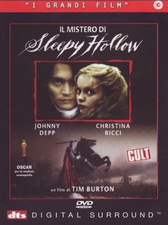Il mistero di Sleepy Hollow [DVD]