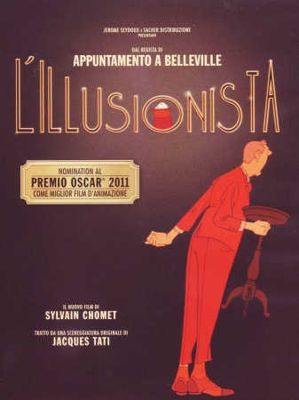 L'illusionista [DVD]