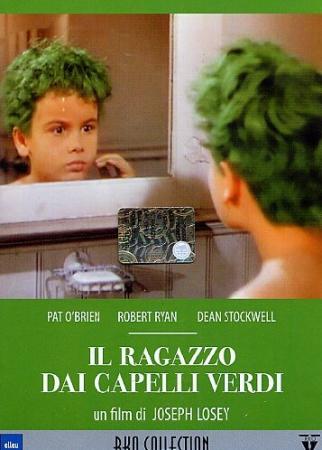 Il ragazzo dai capelli verdi [DVD]
