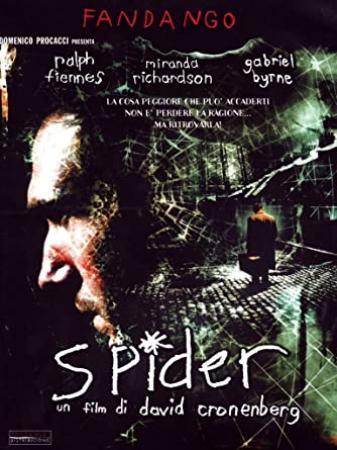 Spider [DVD]