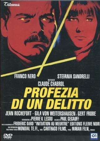 Profezia di un delitto [DVD]