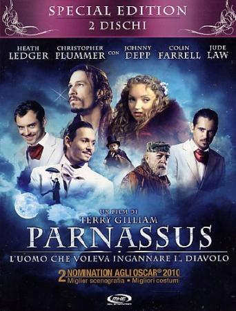 Parnassus, l'uomo che voleva ingannare il diavolo [DVD]