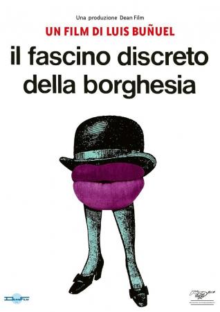 Il fascino discreto della borghesia [DVD]