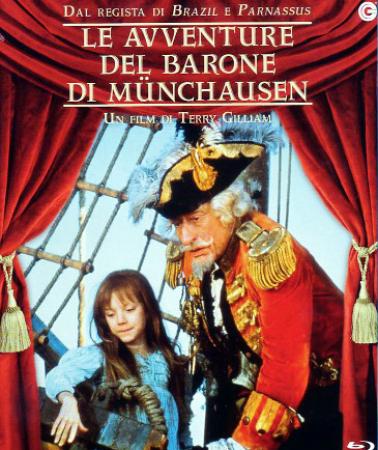 Le avventure del Barone di Münchausen [DVD]
