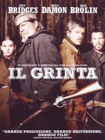Il Grinta [DVD]
