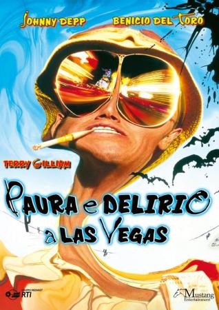 Paura e delirio a Las Vegas [DVD]