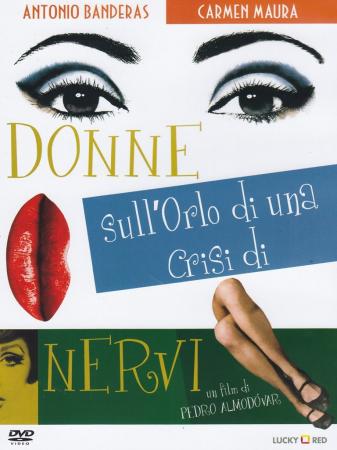 Donne sull'orlo di una crisi di nervi [DVD]