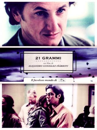 21 grammi: il peso dell'anima [DVD]