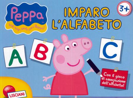 Peppa Pig: imparo l'alfabeto